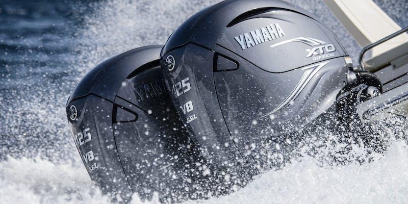 Yamaha F425 V8 XTO